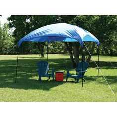 Tex Sport Dining Canopy shade from sun and cover from rain in minutes with this outdoor canopy, ideal for camping, tailgating, and outdoor entertaining. The Texsport Dining Canopy is a X X 84 outdoor canopy featuring a heavy-du Pop Up Canopy Tent, Canopy Outdoor, Canopy Cover, Instant Canopy, Fibreglass Roof, Patio Shade, Outdoor Shade, Shade Canopy, Garden Canopy