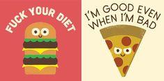 La sinceridad gastronómica de David Olenick hecha en divertidas ilustraciones http://www.directoalpaladar.com/p/65154 vía @directopaladar