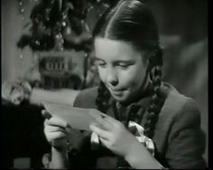 """Tenth Avenue Angel"" starring Margaret O'Brien circa 1948"