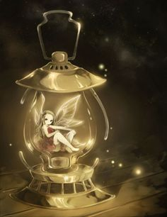 Faerie lamp