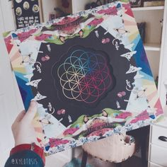 The AHFOD vinyl is so beautiful! {photo by @xylotosis}