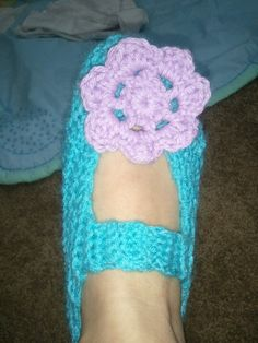 Pocket book slippers