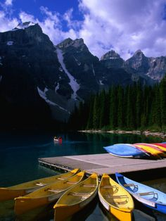 Canoeing/Camping trip. It would be an amazing honeymoon trip to take a guided canoe trip through the Grand Canyon - what an adventure for newlyweds....!