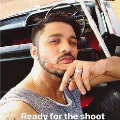Shoot Shuru. Mr. Buttar and Raftaar. Soon. #raa #raftaar @dnhartists #positive #blessed #peace @manindarbuttar