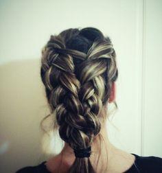 Warrior braid