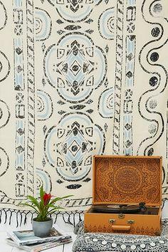Ziggurat Tapestry