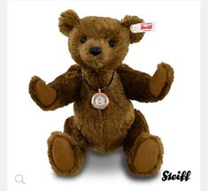 Steiff Christopher Robin Winnie The Pooh Mohair Set Of 4 Pieces 355417 With Traditional Methods Artist Bears