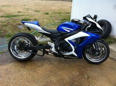 2007 Suzuki gsxr 750 $12,000 Possible Trade - 100347122 | Custom ...