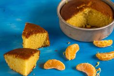 Yes this orange sponge cake is eggless, butterless and totally flawless. This recipe was posted. Eggless Desserts, Eggless Recipes, Eggless Baking, Vegan Baking, Baking Recipes, Dessert Recipes, Cafe Recipes, Healthy Recipes, Healthy Cake