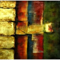 An Array Blocks Reproductions Painting