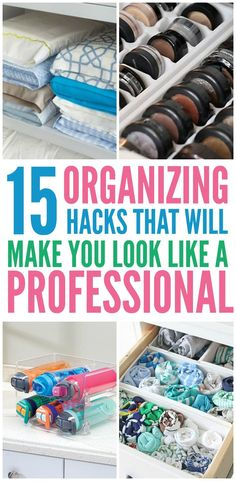 15 Home Hacks That Will Make You Look Like An Organization Genius - Organization Obsessed Source by organizationobsessed. Declutter Your Home, Organize Your Life, Organizing Your Home, Home Decor Hacks, Home Hacks, Decor Ideas, Room Ideas, Craft Ideas, Ocd