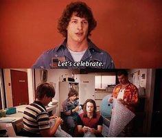 lets celebrate.