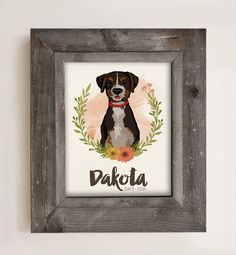 Dog Portrait • Custom Pet Memorial Gift • Pet Loss Gift • Custom Dog Illustration • Cat Portrait Illustration • Personalized Pet Drawing by InkLaneDesign on Etsy https://www.etsy.com/listing/278644958/dog-portrait-custom-pet-memorial-gift