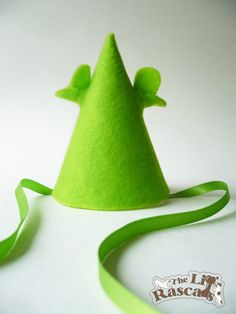 Shrek Party Hat Costume For Dogs by TheLilRascals on Etsy, $6.50