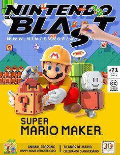 Nintendo Blast Nº 71  Revista Nintendo Blast