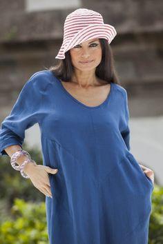 Abito lino, camicione Positano, moda Positano, vestito lino, abbigliamento Positano, abiti lino, vestiti lino, abiti fantasia