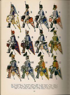 British Hussars 1805-1833