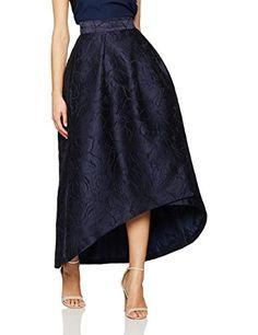 c268712b9f Coast Women's Leah Alloway Skirt, Blue (Navy), 6 pack of 6: Amazon.co.uk:  Clothing