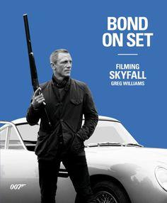 Bond On Set: Filming Skyfall  #jamesbond #007