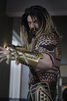 Aquaman cosplay, galaxyfest 2017