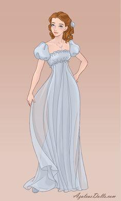 Wedding-Dress – Wendy by on DeviantArt – Animation ideas Disney Princess Pictures, Disney Princess Art, Disney Nerd, Disney Fan Art, Disney Girls, Disney Love, Disney Magic, Punk Disney, Disney And Dreamworks