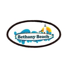 Bethany Beach DE - Surf Design. Patches on CafePress.com