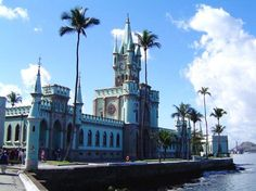 Guías, fotos y mapa de Ilha Fiscal, Río de Janeiro | Viajeros