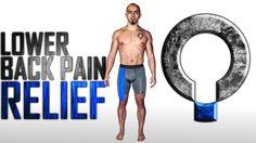 Lower Back Pain Relief - Myofascial Release of Hip Flexors