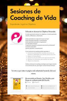 Sesiones de Coaching de Vida