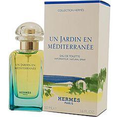 Hermes 'Un Jardin En Mediterranee' Women's 1.7-ounce Eau de Toilette Spray | Overstock.com Shopping - Big Discounts on Hermes Women's Fragrances