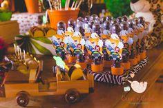 Safari Birthday Party Ideas | Photo 5 of 10 | Catch My Party