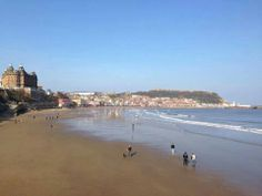 People are paddling such a gorgeous day in Scarborough 9/3/14