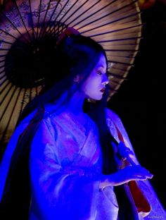 Ziyi Zhang as Chiyo/Sayuri in Memoirs of a Geisha (2005) with costume designed by Colleen Atwood - the Geisha festival dance