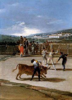 Francisco de Goya. 1793