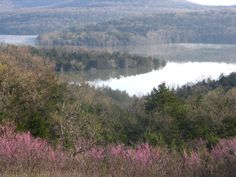 View of Table Rock Lake in Shell Knob, MO.
