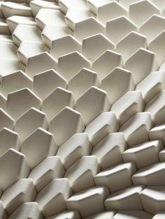 Alexander ceramic tile │ Giles Miller materials