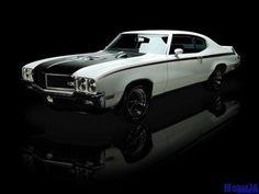1970 Buick GSX 455 Aka....my baby!