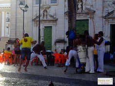 Conheça Salvador, Bahia, Brasil. terreiro de jesus.