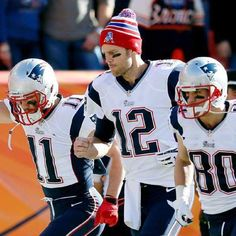 Jules, Tom and Danny