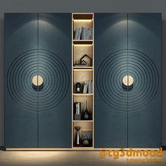 Wardrobe Door Designs, Wardrobe Design Bedroom, Wardrobe Doors, Closet Designs, Cabinet Furniture, Furniture Design, India Home Decor, Wooden Wardrobe, Closet Layout
