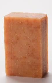 The Organic Creamsicle Bar will delight you with its bright citrus scent and will leave your skin feeling fresh and invigorated. Perfect for summer!