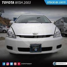 New Addition In Our Car Stock. Details: https://www.jinjidosha.com/detail?stid=JTJ-10070 #JinJidosha #Japan #Carexporter #Usedcar#Quality#carswithoutlimits #Toyota #White #Vehicle #exoticcar