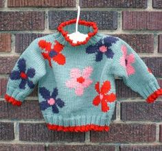 Louisa Harding Girls Sweater.