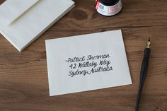 Calligraphy And Hands On Pinterest