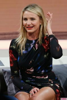 Cameron Diaz is Anti Antiperspirant! Click to Read Her Comments!