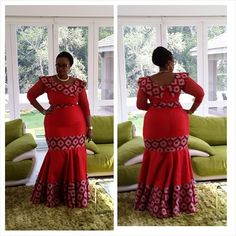 Simple Plus Size Ankara Dresses For Ladies - DeZango Fashion Zone