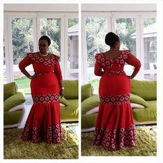 Simple Plus Size Ankara Dresses For Ladies - DeZango Fashion Zone