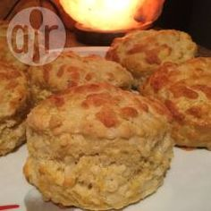 Cheese scones with a twist @ allrecipes.co.uk