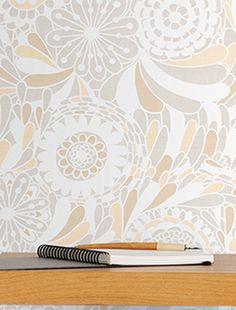 Happy #wallpaper #coveredwallpaper #graphicwallpaper #paperyourwalls #design