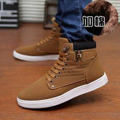 winter Men's Shoes
